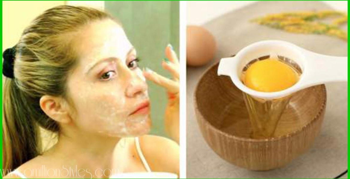 Try This Egg Face Mask For Beautiful Skin
