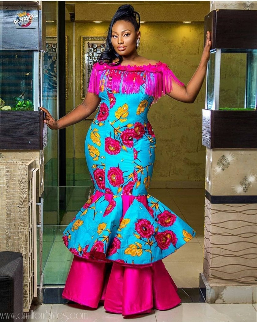 Fringe Asoebi Styles Lookbook 20
