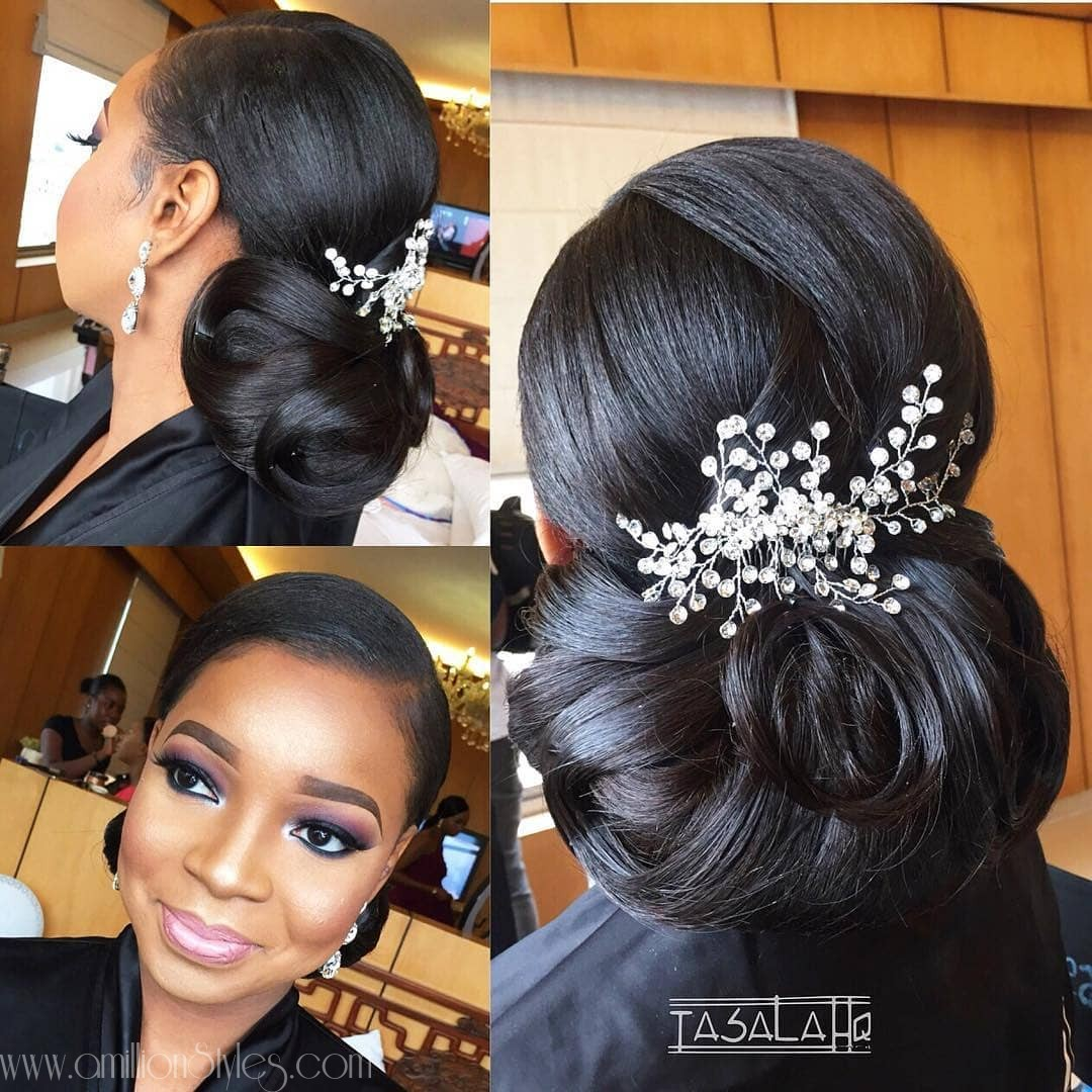 Beautiful Bridal Hairstyles Are The Rave Now; See These Lovely Ones