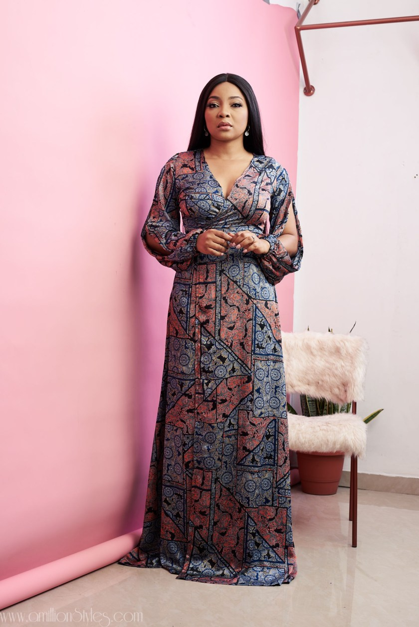 Ihuoma Linda Ejiofor Is The Face Of Ayaba Woman's Holiday Campaign
