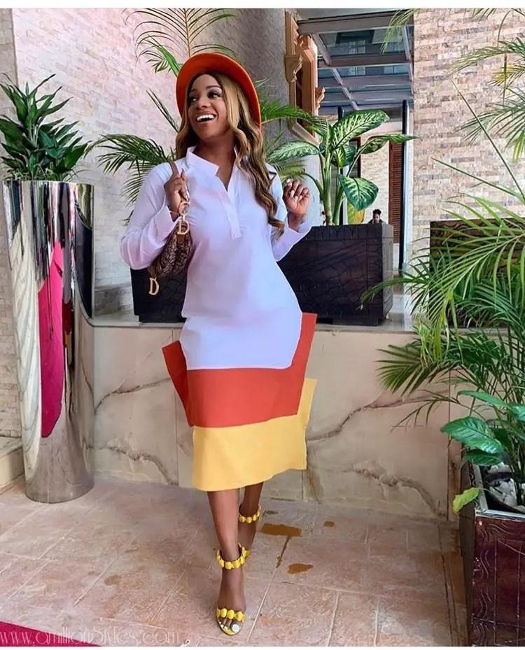 The Best Dressed Celebrity Look On Instagram This Past Week