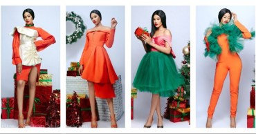 "House Of Jahdara Releases Festive Collection Titled ""Colour Me Christmas"""