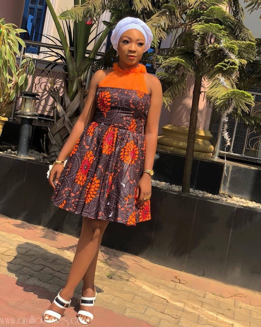 We Are Hooking You Up With Festive Season Ankara Styles