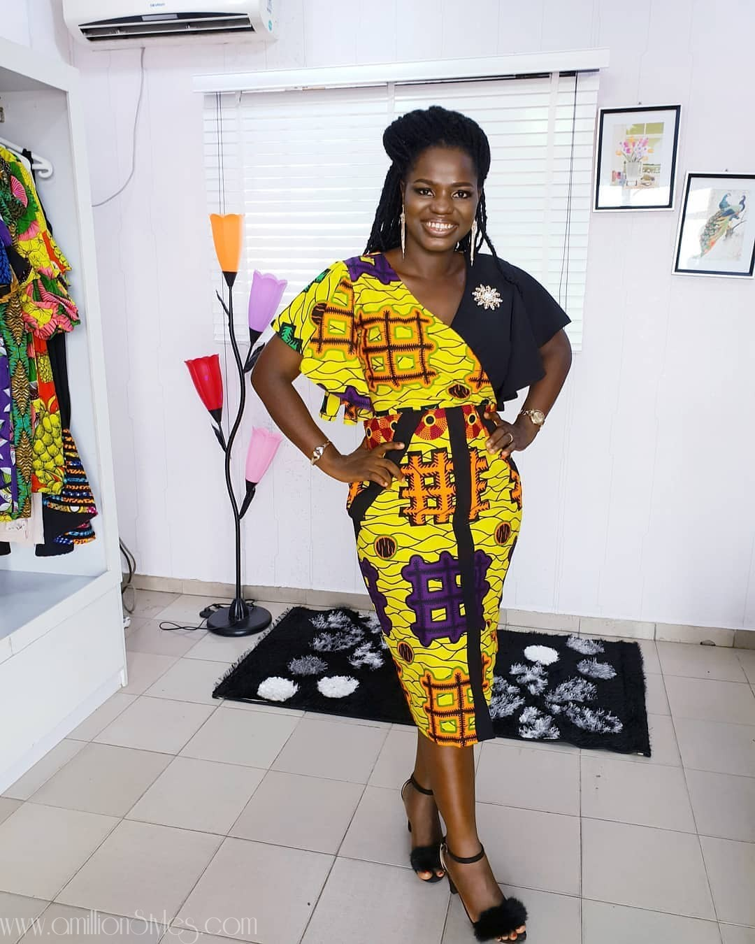 11 Ankara Styles To Start Your Day