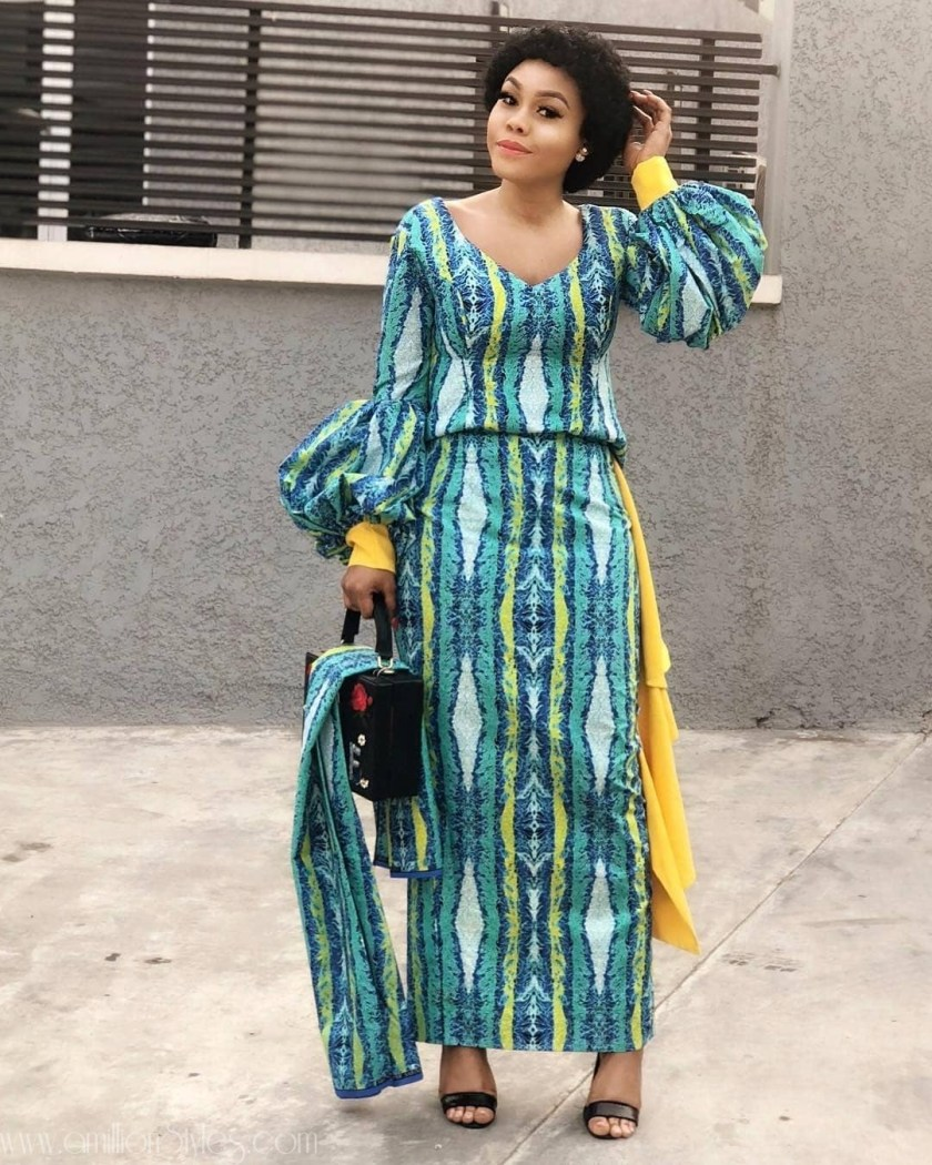 We Are Hooking You Up With Festive Season Ankara Styles  LADIES!!! CHECK OUT AWESOME ANKARA STYLES FOR REAL FASHION LOVERS ankara  tamaraeteimo amillionstyles