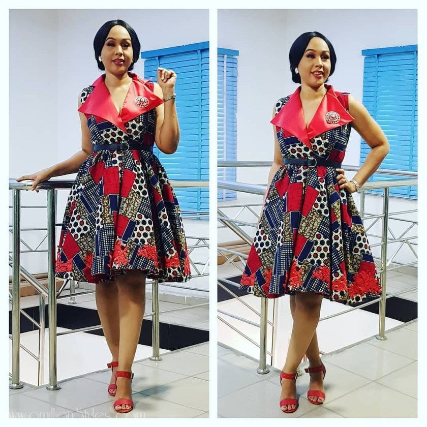We Are Hooking You Up With Festive Season Ankara Styles  LADIES!!! CHECK OUT AWESOME ANKARA STYLES FOR REAL FASHION LOVERS ankara  thefairestofthem
