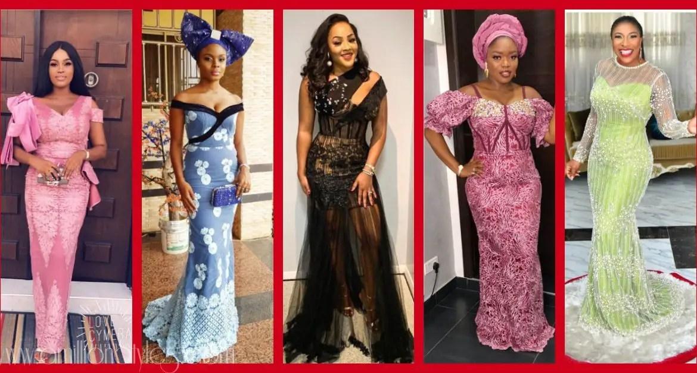 Best Asoebi Styles Of The Week December 1-6