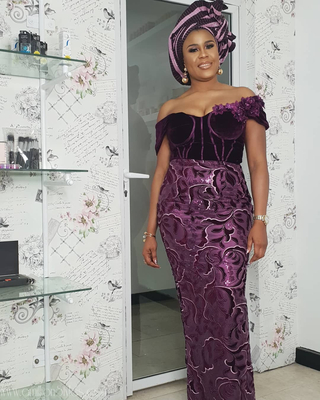 Corset Styles Are The New Asoebi Trend