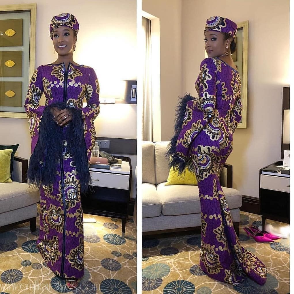 Fringe Asoebi Styles Lookbook 25