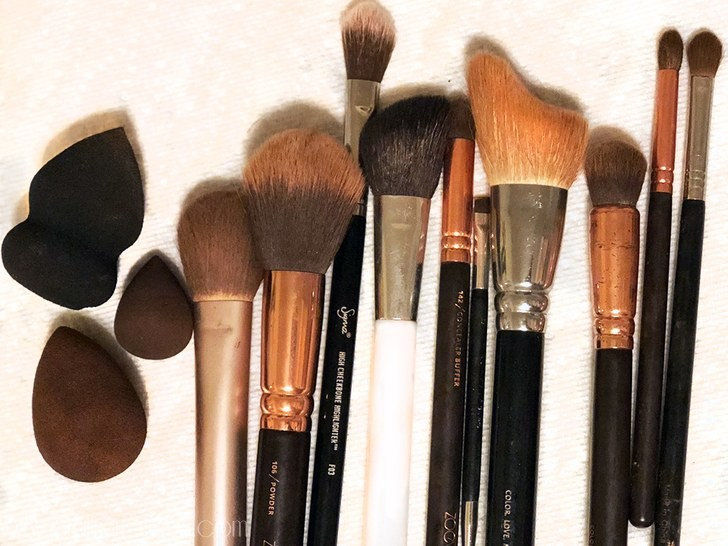 Dirty Makeup Brushes? Learn How To Clean Your Makeup Brushes Here