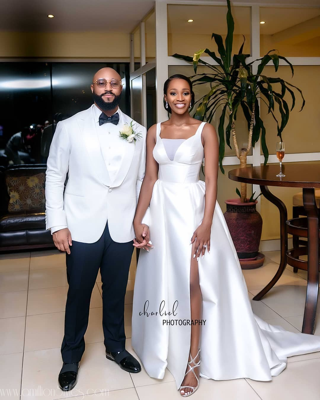 You Need To See These Popping Modern Wedding Gowns