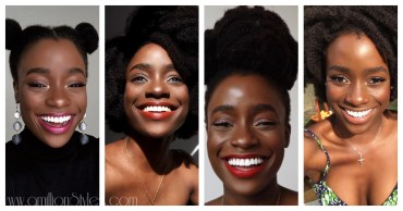 Let Whitney Madueke Inspire Your Next Natural Hair Hairstyle