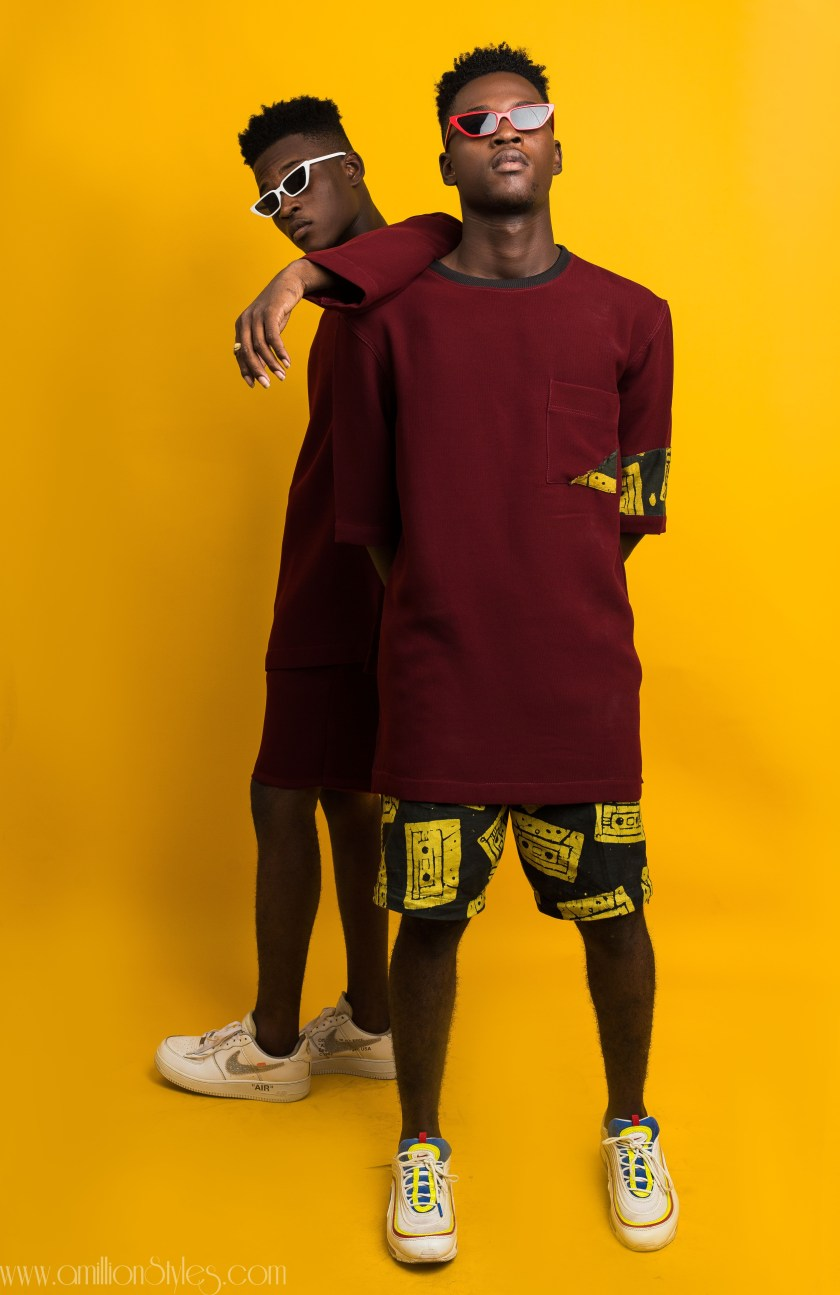 """Let Me Live"" Is The Nostalgic SS19 Collection By Henri Uduku"