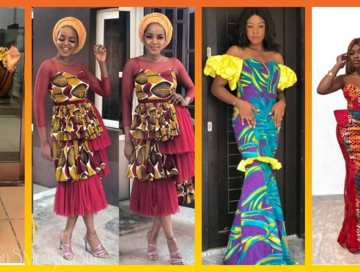 Fashionable Ankara Styles Will Always Be Trendy