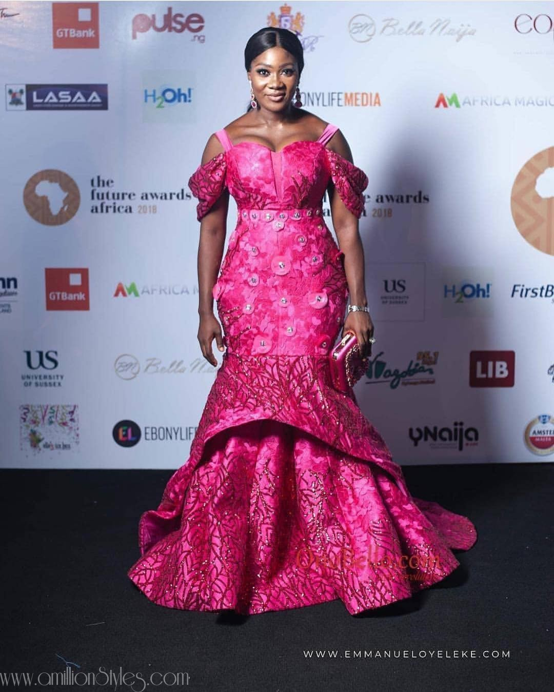 New Year, New Lace Asoebi Styles For Women