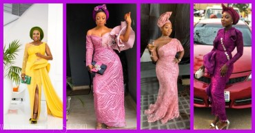 Just Because Lace Asoebi Styles Are Perfect!