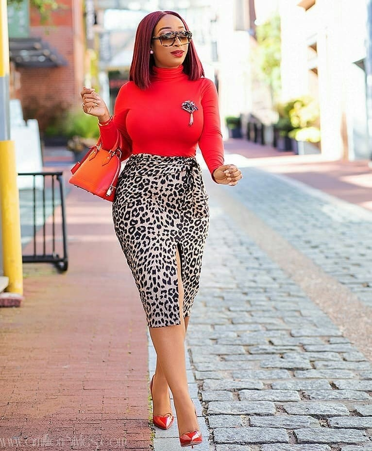 9 Corporate Styles For Sassy Chics
