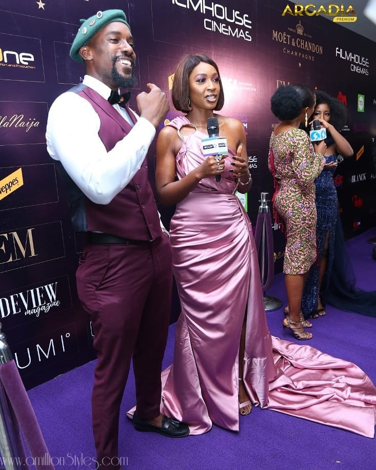First Ever Film Gala Had A Fashionable Turnout By Celebrities