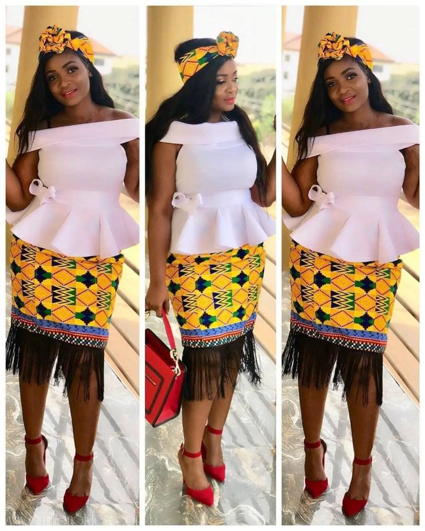 Fringe Asoebi Styles Lookbook 28