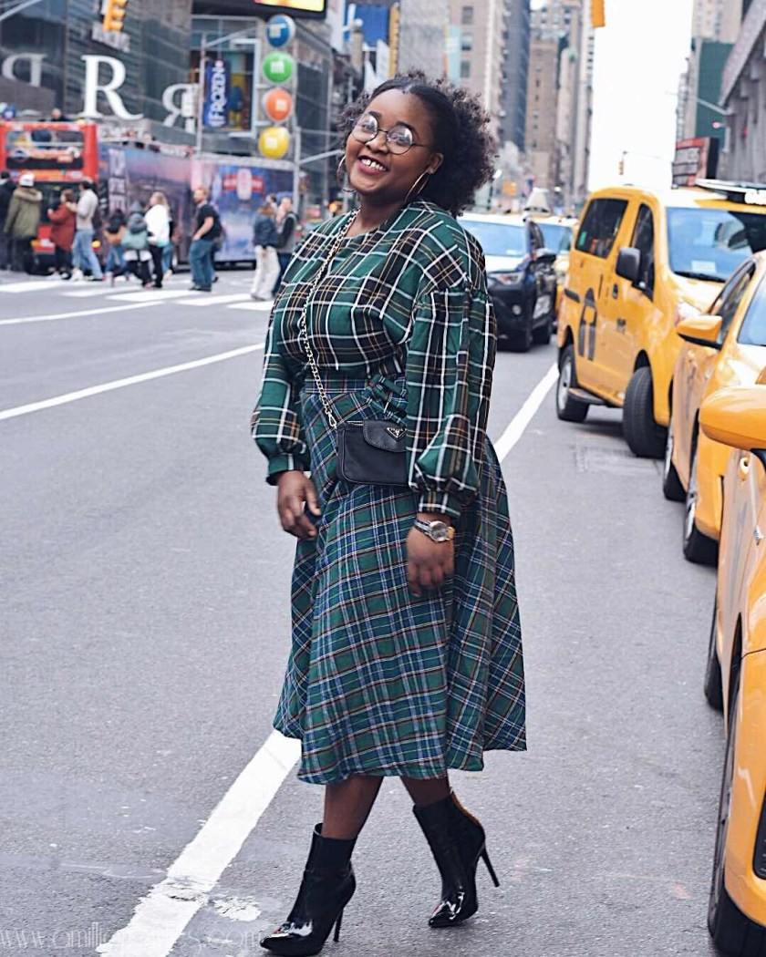 Street Style Look Of The Day: Itoro Essien