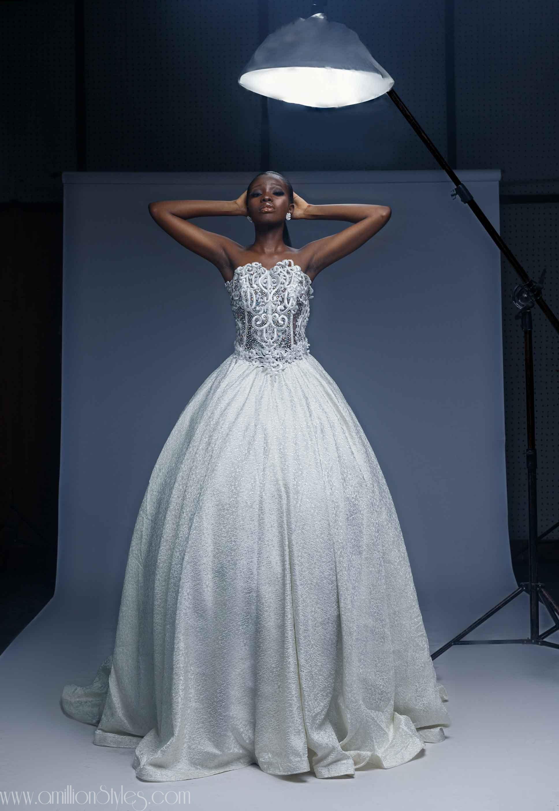 """De Lujo"" is the New Bridal Collection By Zhalima Grazioni"