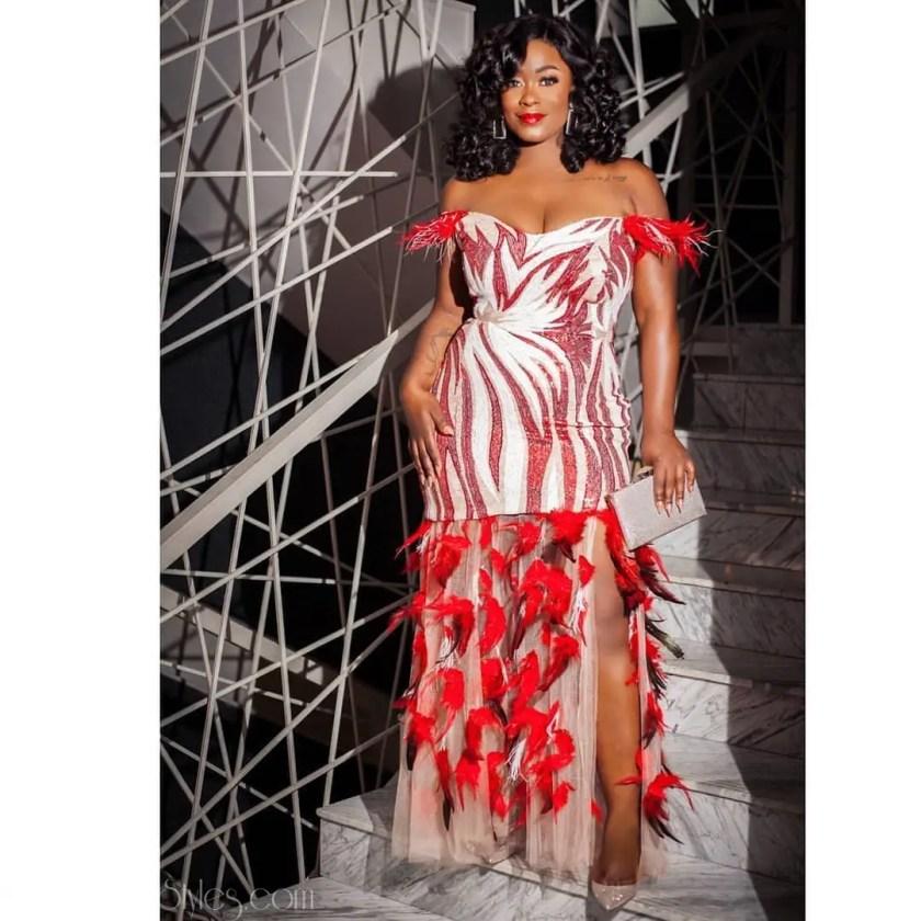 Latest Lace Asoebi Styles Volume 15