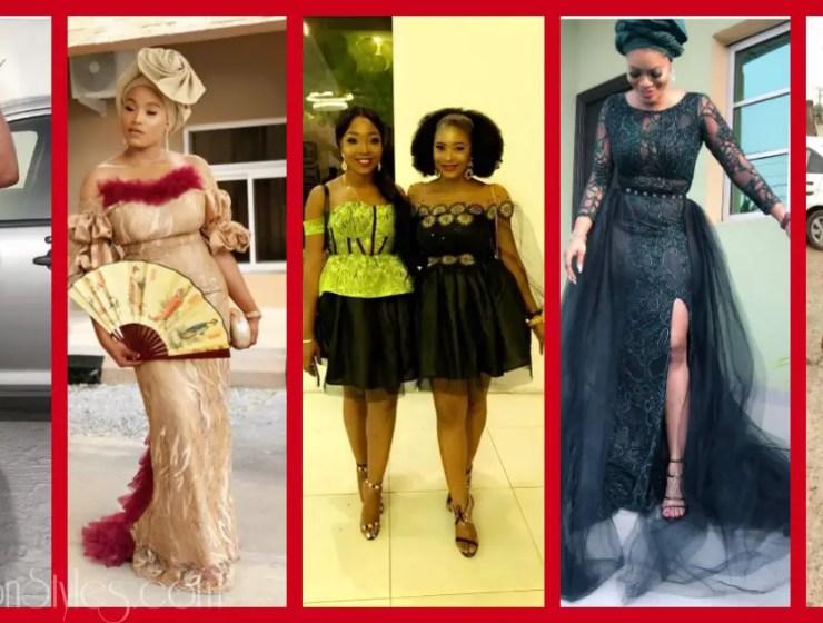 Best Asoebi Styles Of The Week February 9-15