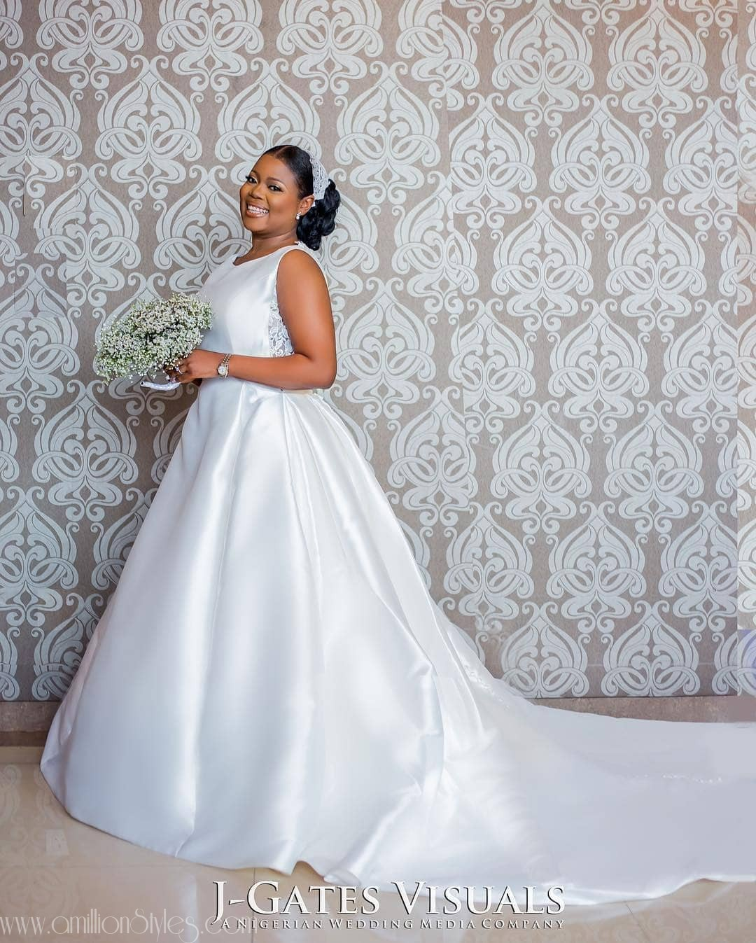 9 Wedding Ball Gowns Brides Should Check Out