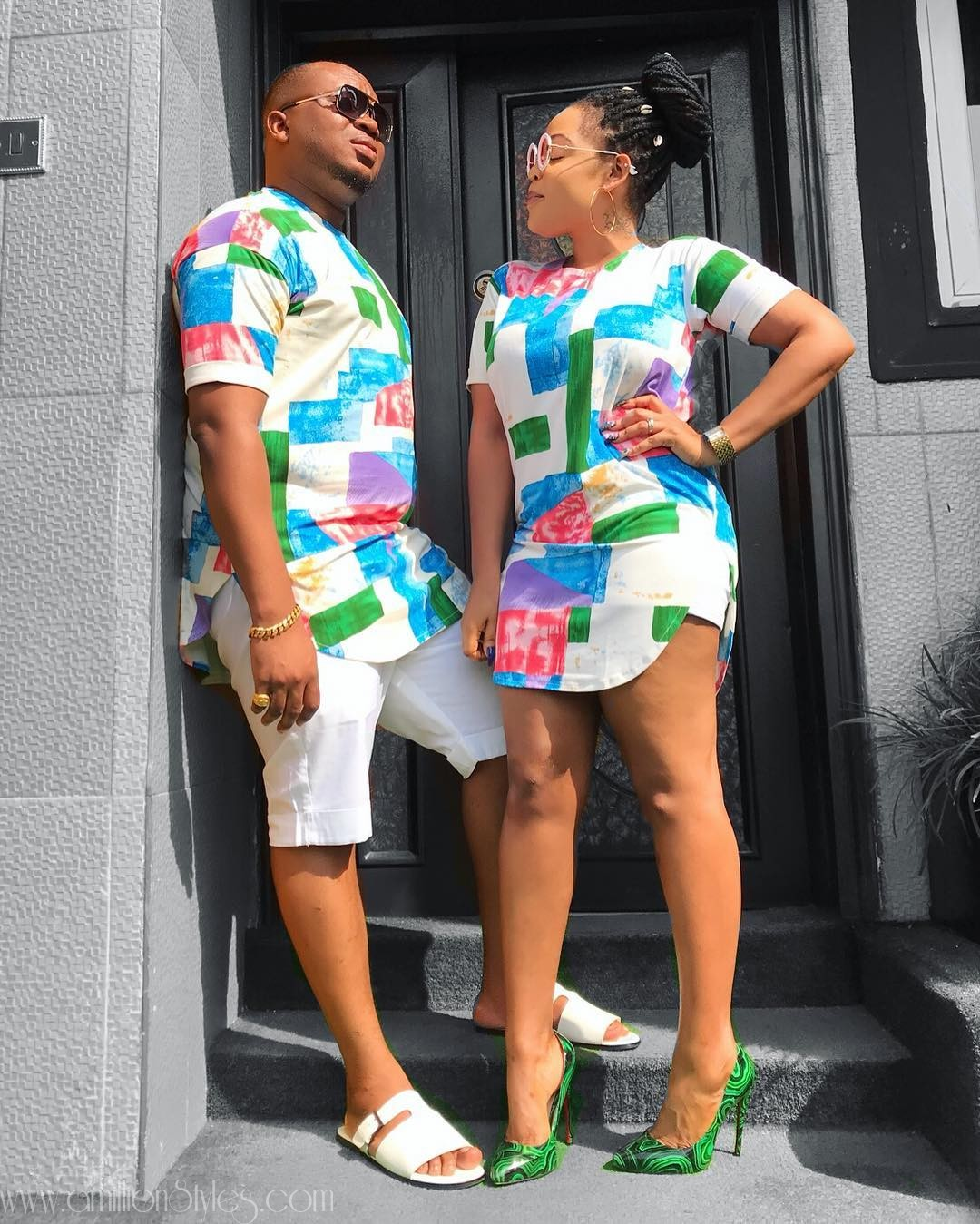 Twin With Bae On Valentine's In These Couples' Outfits