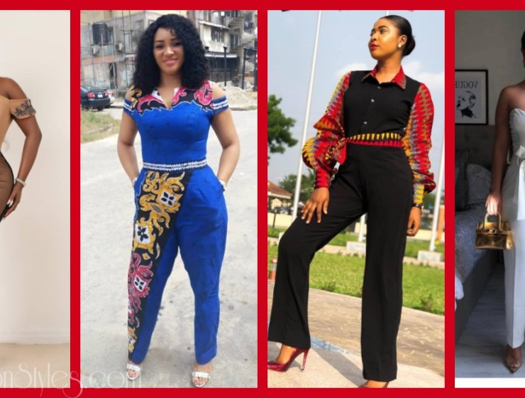 Slay Mamas Know How To Rock Fly Jumpsuit Styles
