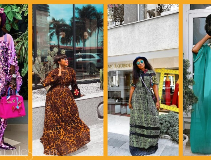 9 Maxi Dresses Styles For Cool Ladies