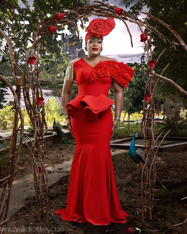 Check Out Trish O Couture's Valentine-Inspired Looks