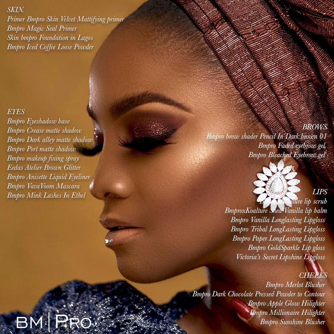 Singer Simi Stuns As The Cover Of Bm Pro March 2019 A