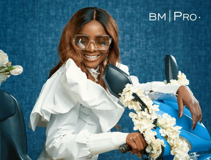 Singer, Simi Stuns As The Cover Of BM Pro March 2019