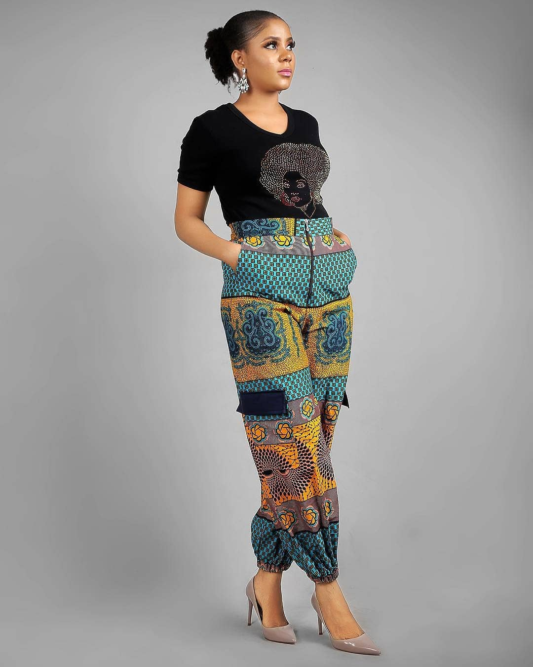 8 Gorgeous Ankara Trousers You Need To See