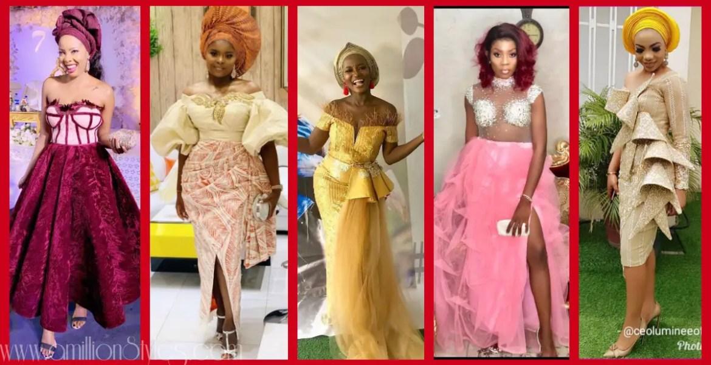Best Asoebi Styles Of The Week March 30-April 5