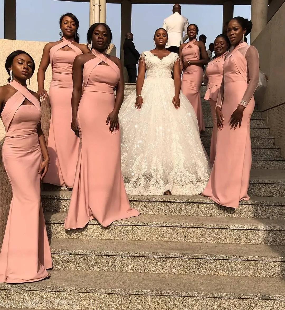 8 Hawt Bridesmaids Styles Toh Sha Pra Pra