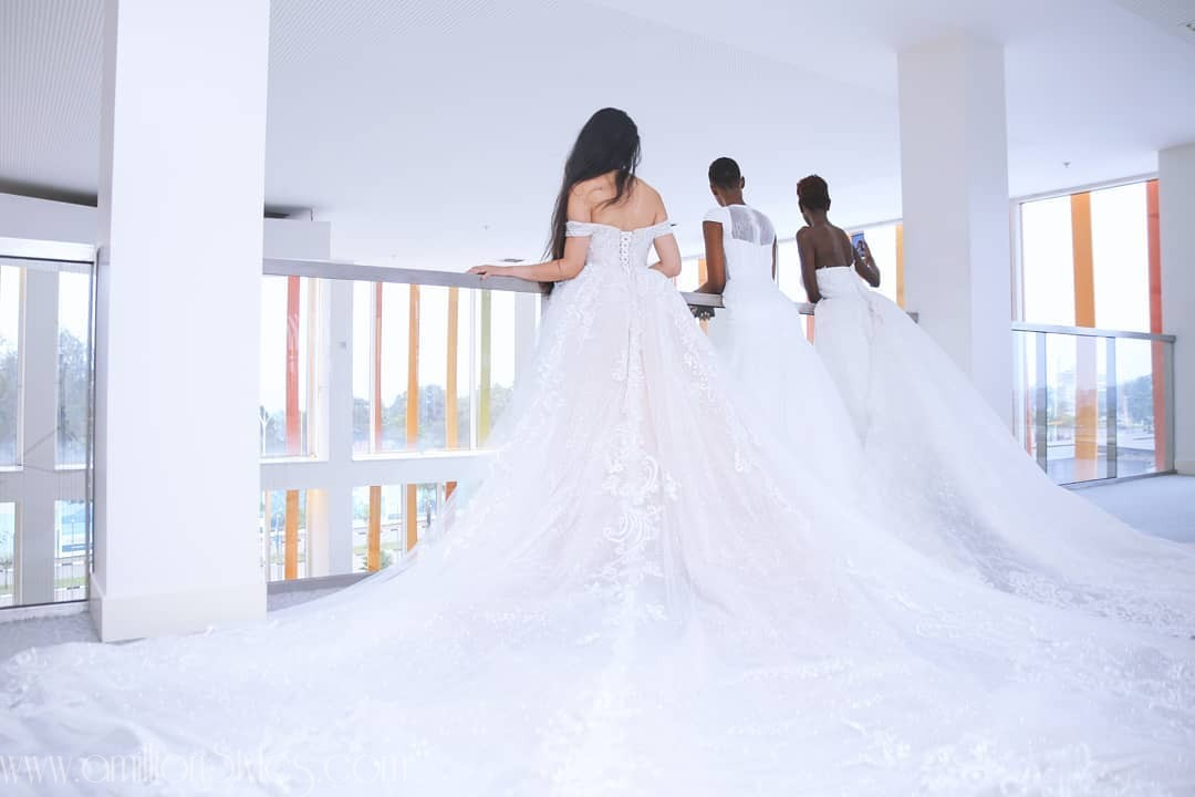 Mai Atafo Hits 2019 Brides With Spectacular Bridal Styles