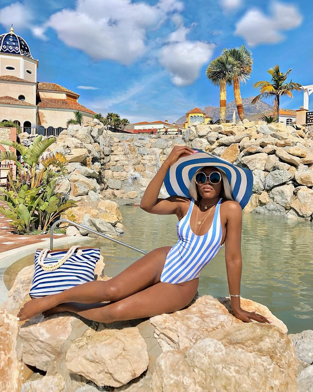 Serving Summer Vibes With 8 Fabulous Swimsuits