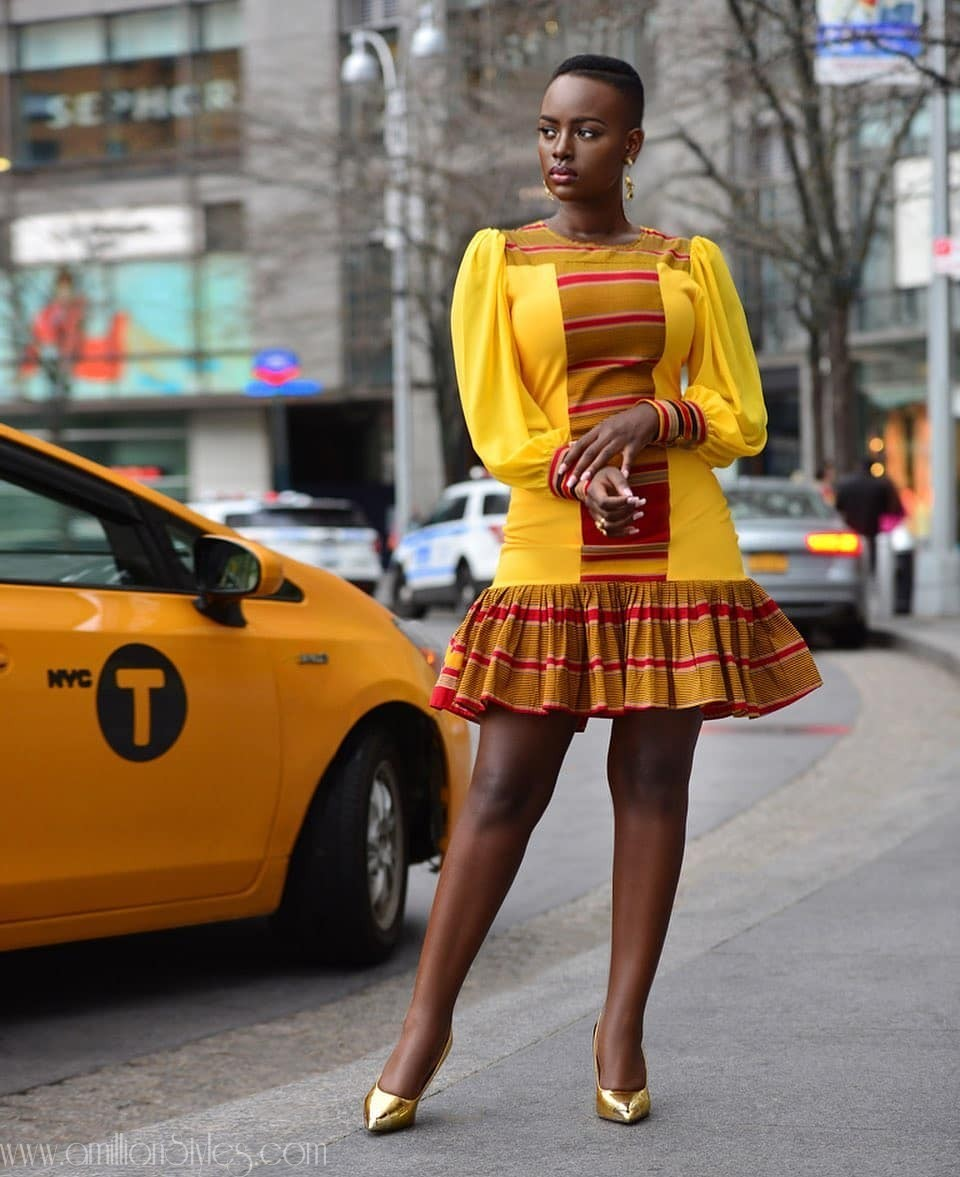 What Do You Think Of These Tuesday Latest Ankara Styles?