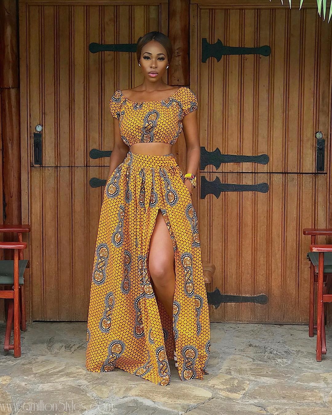 Top 10 Ankara Styles For The Day