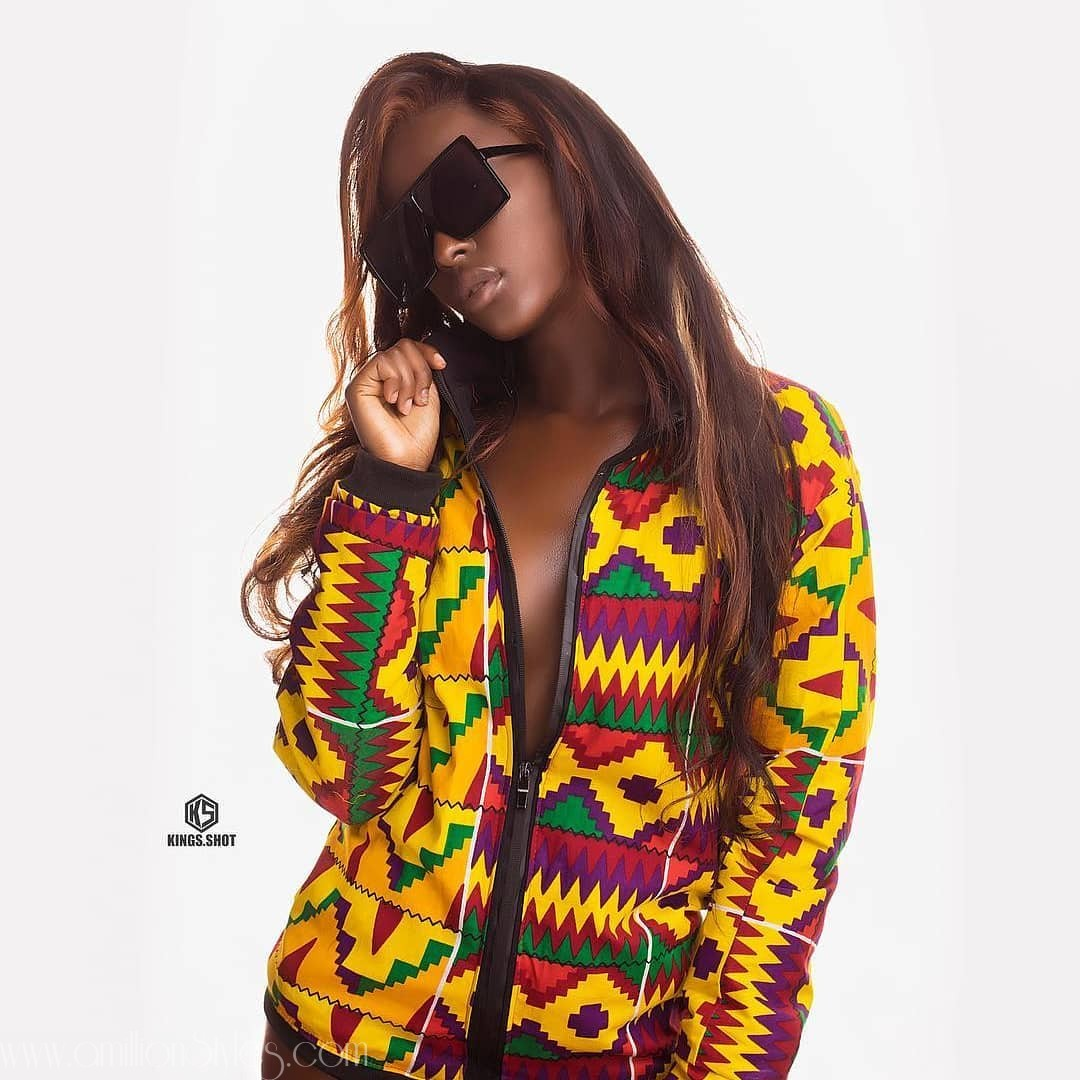 8 Casual Ankara Tops For Women