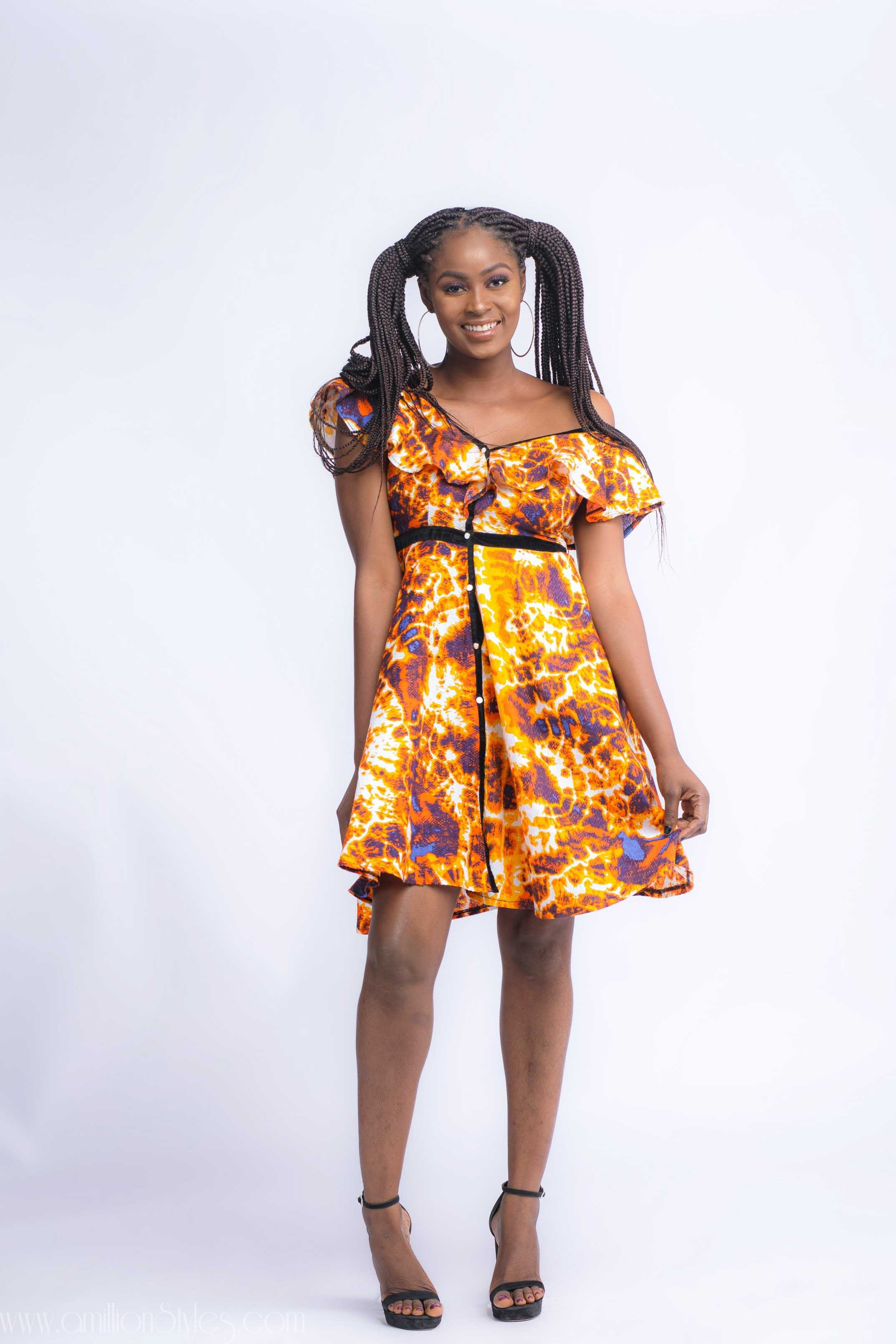 """Comedian Bovi's Wife Kristal Ugboma, Debuts With """"Good Girl Code"""" Collection"""