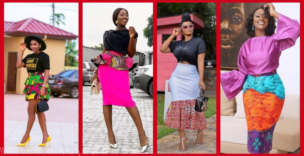 See These 8 Stylish Casual Skirts