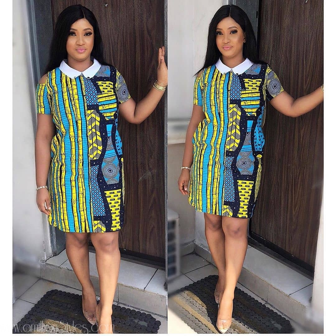 These Ankara Styles Are Perfect For Corporate TGIF Look