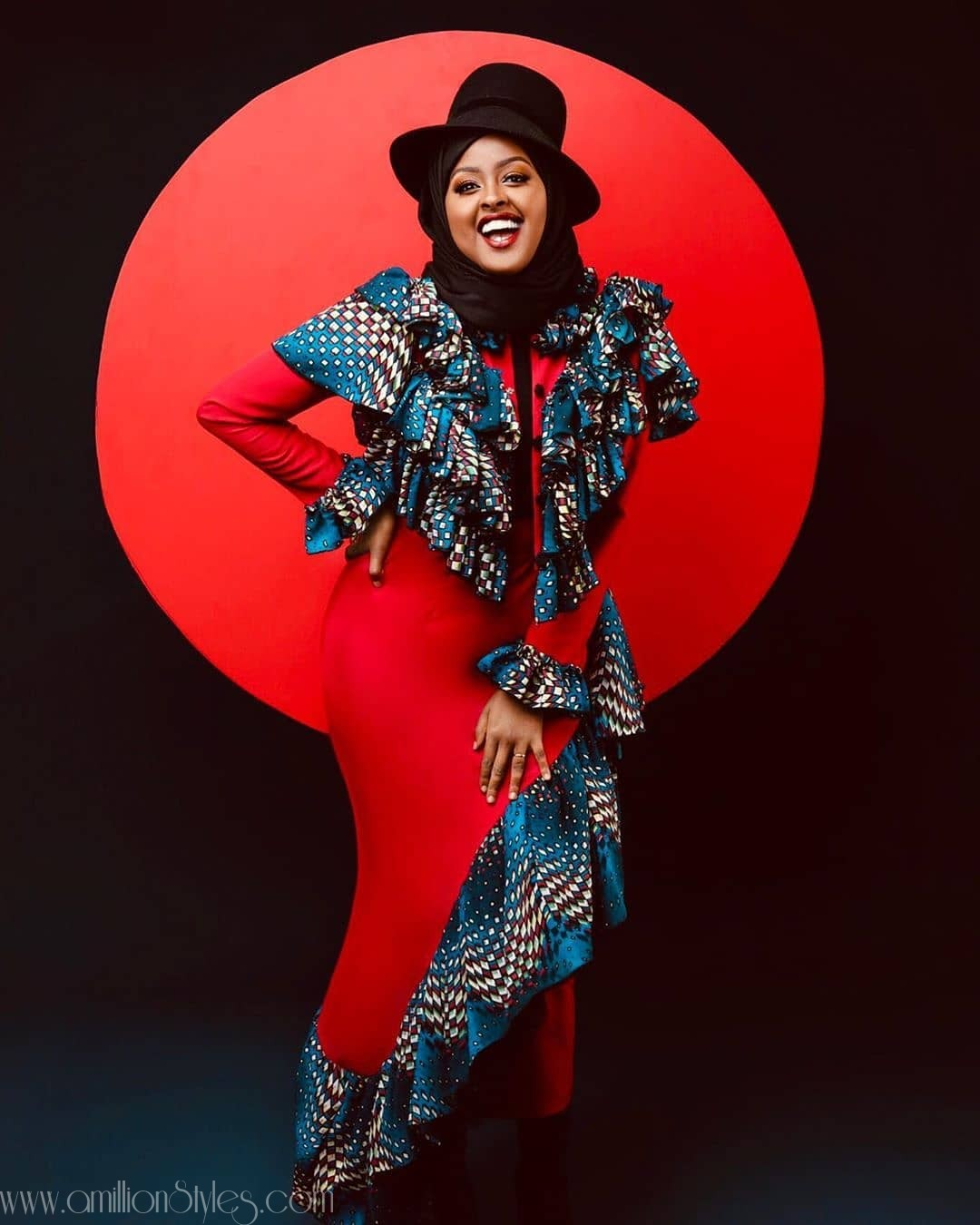 These Ankara Styles Were Made For Friday