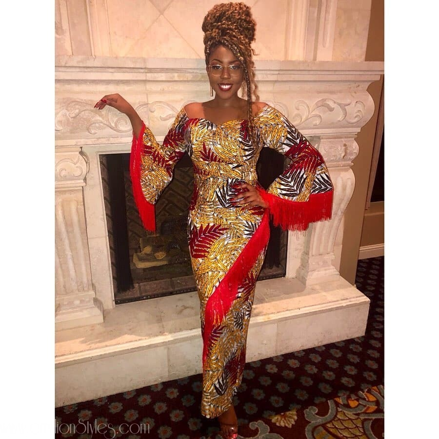 Easy Does It With These 11 Hawt Ankara Styles