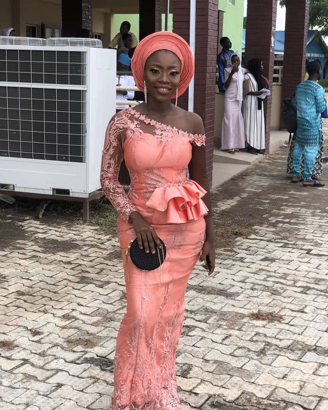 Latest Nigerian Lace Styles and Designs-Volume 9