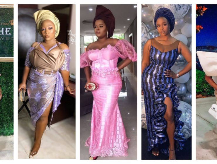 Latest Nigerian Lace Styles and Designs-Volume 8