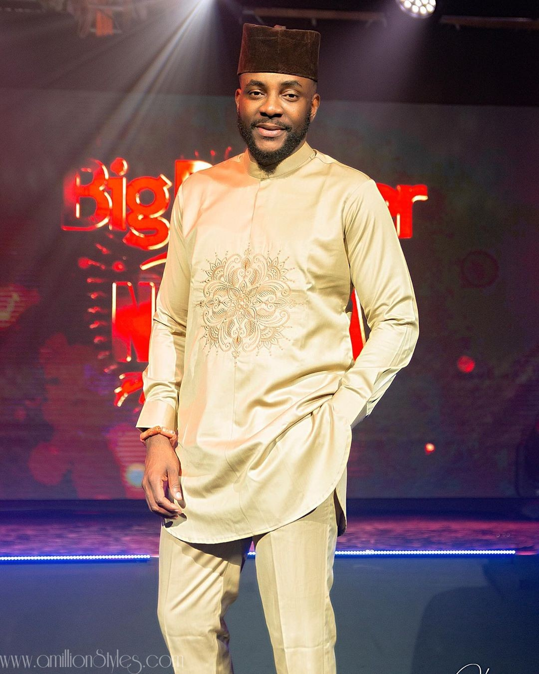 10 Times Ebuka Served Hawt Sauce In Nigerian Traditional Styles